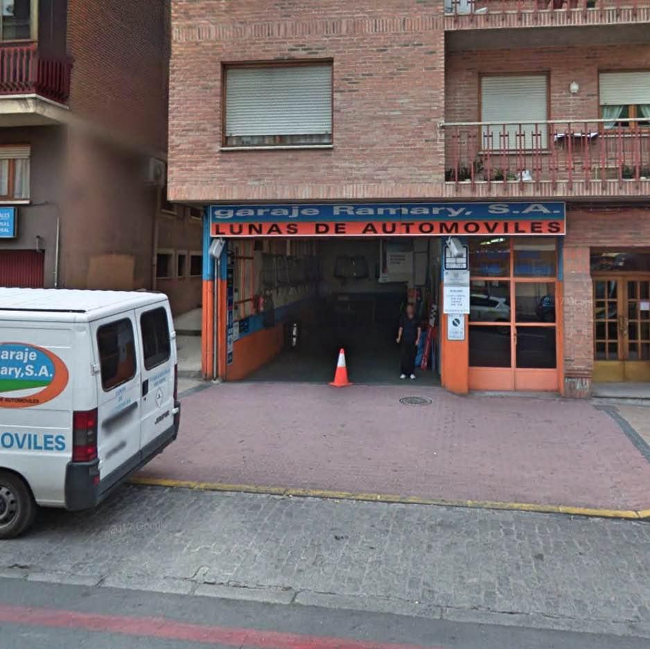 Garaje Ramary taller Segovia