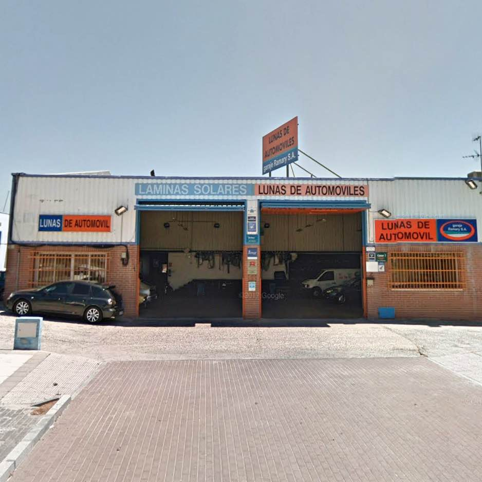 Garaje Ramary taller Collado Villalba